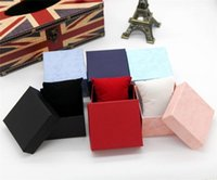 Wholesale Watches Carton Box and Cases Gigt Box Jewelry Carton Packaging Fashion Cheap Rectangle Multicolor Paper Box Hot Watch Accessories Box