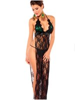 adult party supply - Hot Lace Lingerie Women Sexy Fancy Dress Deep V for Sex Adult Party Costume Supplies