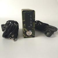 Camouflage E Kit ongles Digital Electronic Dab D-ongle E-Nail D ongle pour vaporisateur de cire Dry Bong de verre à base de plantes Indigo Titanium Titulaire