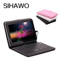 app keyboard - SIHAWO X1 quot Tablet PC Quad Core Android Tablet PC WIFI Dual CAM GB ROM Support Google Play APP Free Keyboard Hot Sale
