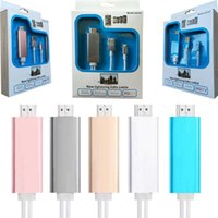 adapter video screen - P HDMI Video Adapter for iPad iPhone S Plus S Airplay Mirror Phone Screen to HDMI TV