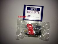 Wholesale Japan THK Linear Motion Linear Block Linear Slide Linear Carriage SSR15XTB1UU SSR15XTB1SS x52x56 new