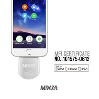 airs certification - MIXZA IU MFI certification For iPhone OTG USB Flash Drives GB GB GB GB For IPhone Ipod ipad Air