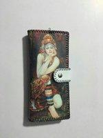Wholesale 2016 new arrivals Women Wallets PU Pattern Purses Long Wallet Elegant Female patchwork Women s Wallets Woman Wallet Purse Choose a variety o