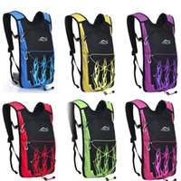 Wholesale 12L Good Quality Girls Boys Women or Men Travel Backpack Ride Pack Outdoor Sports Climbing Hiking Backpack Pags Packsack Sport Back Bag