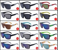 Wholesale REMIX Fashion DRAGON sunglasses conjoined JAM K009 glasses cycling sports sunglasses fashion conjoined Brand Design sunglasses