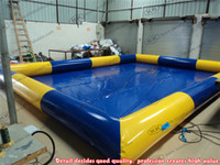 bumper boat - Kids inflatable PVC water swimming pool bumper boats for pool good price