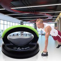 Wholesale Exercises Rotating Push Up Grips Push up Bars Muscle Strength Exercise Bar Pushup Pro Push up stand