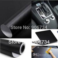 auto detailing tips - Cool Fashon DIY Carbon Fiber Wrap Roll Sticker For Car Auto Vehicle Detailing CMx30CM