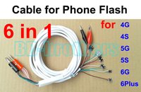 apple root - 6 in Professional Repair DC Power Line Supply Flash Phone Root The System cm Current Test Flashing Cable for G S G S G Plus