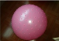 Wholesale In the latest popularIn flatable Ball PVC ball yoga ball