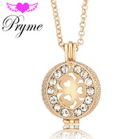 baby sound angels - Angel Caller Bell Chime mm Pryme Jewelry Sweater Chain Crystal Cage Pendant Sound Ball Necklace for Pregnant Mom Gift Baby L036