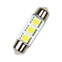 Wholesale 10Pcs car styling Car Auto LED T10 smd cree LED Light Bulb No error led light parking H10679