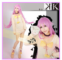 Wholesale Anime Project K NEKO CAT cos Dress Cosplay Costume Halloween costume meow