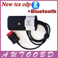 auto scan equipment - New Design TCS CDP Pro R2 R1 Free Active For Multi brand Auto Diagnostic Scan Tools Equipment CDP With Bluetooth Cars Trucks