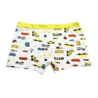 kids underwear - High Quakity Kids Boys Short Underwear Colorful Cartoon Cars Children Babies Panties Boxers Elastic Briefs Modal Boy Child kids accessories