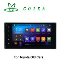 Wholesale Camry Dash - 7 HD Touch Screen Android 5.1 Car DVD GPS For Toyota RAV4 Camry Corolla EX Hilux Fortuner Terios Prado Lander Cruiser 4 Runner 1024*600 RDS