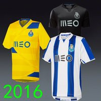 Wholesale Top Quality Porto jersey MAN Jerseys AWAY HOME shirts