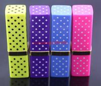 Wholesale Lipstick Shape Mode Portable Butane lighter Flame Gas Point l Cigarette Lighter flame lighters