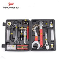 bicycle box parts - 19PCS Bicycle Tool Set Bike Kit Cycling Rearing Tool Box Combination Parts And Accessory for Mountain Road Bicycle