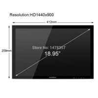 Wholesale Hot Sale Huion GT inch LCD Monitor Digital Graphic Monitor Interactive Pen Display Touch Screen Drawing Monitor With Gift