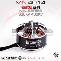 Wholesale Tiger motor T motor High Performance Brushless Motor MN4014 KV330 KV400 Outrunner Brushless Motor rc plane