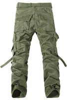 big men overalls - The new young men s fashion cotton overalls multi pocket men s casual pants loose big yards