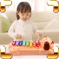 Wholesale New Arrival Gift Baby Piano Toy Musical Instrument Keys Easy Play Game Educational Toys Music Learning Tool Kids Enlighten Toy