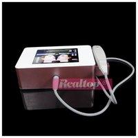 Wholesale 2016 New Arrival Portable HIFU High Intensity Focused Ultrasound Skin Lifting Anti Aging Wrinkle Removal HIFU Machine