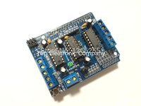 arduino motor shield - Motor driven expansion board L293D motor control shield for arduino