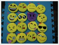 act toys - Hot money QQ expression pillow quot emoji hang act the role of creative toy doll accessories manufacturers selling