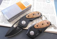 bear grylls knife - raeB erbreG GB Bear Bell GRYLLS little penguin pocket knife folding knife knives camping hunting folding knives freeshipping
