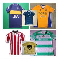 Wholesale DHL Mixed buy Mexico Monterrey Chivas boca juniors soccer Jerseys CARLOS PEREZ P GAGO camiseta de futbol uniform home away footba