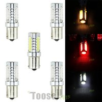 Wholesale 12 V Car Reverse Turn Signal Rear Tail Brake Light Bulb parking light stop ligh Degree