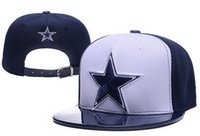 american dallas - Hot Sale Cotton Men Baseball Cap Dallas Snap Back Outdoor Sports Hats American Football Team Snapback Hat Summer Adjustable Hat Mix Order