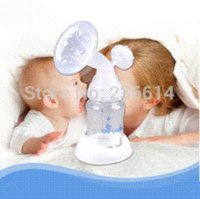 Wholesale electrical breast pump digital baby breast reliever feeding massage vacuum pump with USB backflow protection