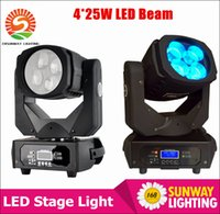 bars head - Newest W Colorful W LED Super Beam Moving Head Light For Disco Nightclub DJ Bar Small Beam Moving Head Light