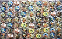 toy story clothing - sheet Cartoon Toy Story Tin Buttons Pin Badges MM Round Brooch Badge Kids Clothing Accessories S689