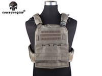 Wholesale CP Style Adaptive Vest Tactical Vest EMERSON Heavy Version Modern Warrior Vest Foliage Green FG