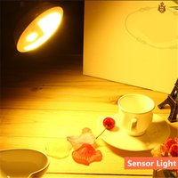 ac auto body - H0127 Hot selling Lovely Human Sensor Night Lights Human Body Auto Motion Light Sensor Induction Lamp wall light