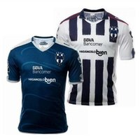 best custom shirts - New Monterrey jersey Best Quality Home away soccer shirts camiseta de foot fC custom shirt