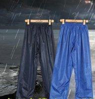 Wholesale Electric motorcycle rain pants heaven rain pants men and women fashion single waterproof air permeable raincoat warm wind