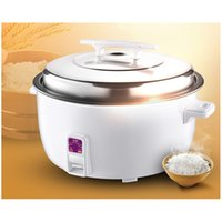 big black cook - rice cooker big large grande L W commercial or home use to persons
