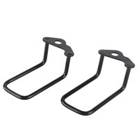 Wholesale Mountain Road MTB Cycling Bike Bicycle Rear Derailleur Chain Guard Hot Sale Gear Protector Rack Black