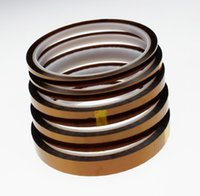 Wholesale 5mm mm high temperature tape for sublimation case adhesive tape DHL Fedex