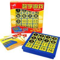 Wholesale Good egg number game logic thinking of parent child intelligence toys children puzzle game