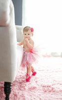 ballerina tutu pink - Crochet baby girl ballet shoes handmade infant ballerina booties ribbon match tutu dress M pairs custom