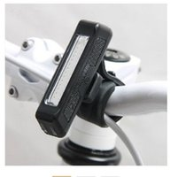 bicycle safety signs - Led Light LED USB Rechargeable Head Light Flash Bicycle Bike Tail Safety Lamp Panel Light Ul Led Chip w Led Panels Samsung Led Sign