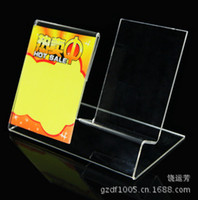 ball seats - SJ031 transparent acrylic display mobile phone mobile phone mobile phone manufacturers supporting seat label and retail