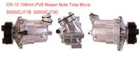Wholesale CR compressor fit Nissan Note Tiida Micra CJ70B CJ70A CJ71B CJ70C CJ71B CJ700 ED07B CJ73E